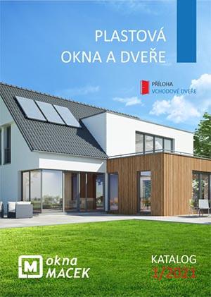 Katalog Okna Macek 2014, Dubňany (Hodonín)